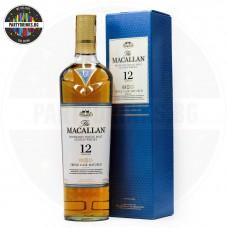 Уиски Macallan 12 Years Old Triple Cask 700ml 40%