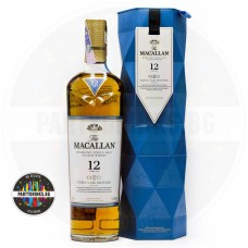Уиски Macallan 12 Years Old Triple Cask Special Edition 700ml 40%