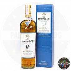 Уиски Macallan 15 Years Оld Triple Cask 700ml 43%