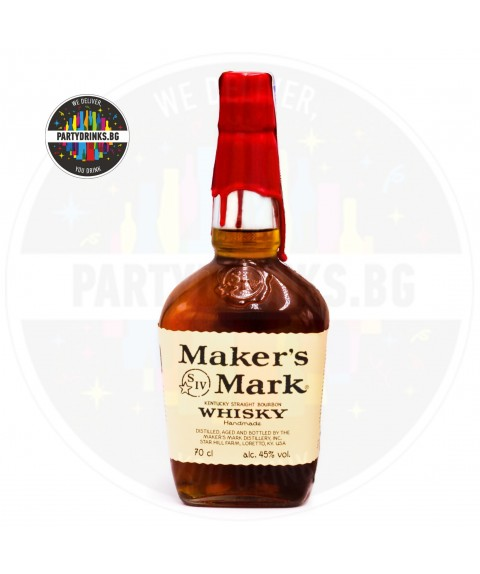 Бърбън Maker's Mark 700ml 45%