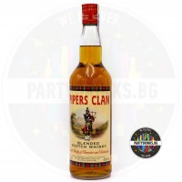 Уиски Pipers Clan 700ml 40%