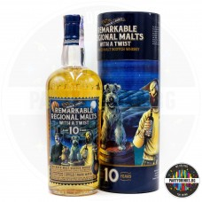 Уиски Remarkable Regional Malts 10 Years Old with a Twist 700ml 48%