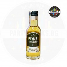 Уиски Speyburn 10 Years Old 50ml 40%