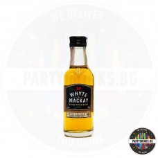 Уиски Whyte and Mackay 50ml 40%