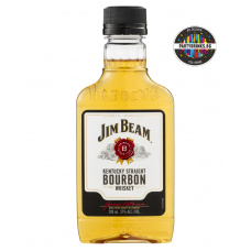 Бърбън Jim Beam 200ml 37%