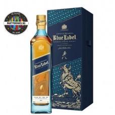 Уиски Johnnie Walker Blue Label Limited Edition Taurus 700ml 40% в кутия