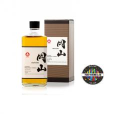 Уиски Okayama Single Malt 700ml 40%