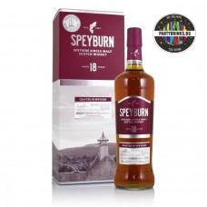 Уиски Speyburn 18 Years Old 700ml 46%