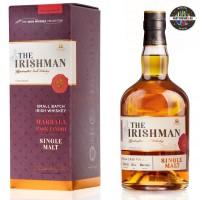Ирландско уиски The Irishman Marsala Single Malt 700ml 40%
