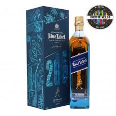 Уиски Johnnie Walker Blue Label Limited Edition 200th anniversary 700ml 40% в кутия