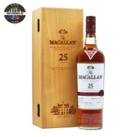 Уиски Macallan 25 Years Old 700ml