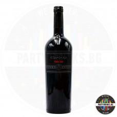 Червено вино Старосел Terroir 750ml 14.8%