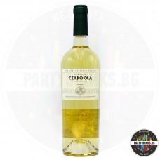 Бяло вино Старосел Viogner 750ml 12.5%