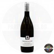 Бяло вино Fruscalzo Pinot Blanco 750ml 13%