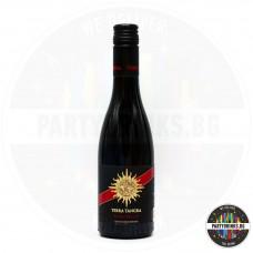 Червено вино Terra Tangra TT Mavrud Black Label 375ml 14%