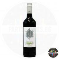 Червено вино Terra Tangra TT Organic Merlot & Rubin 750ml 14%