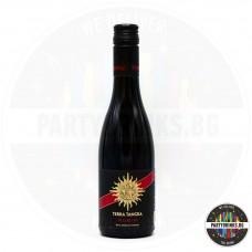 Червено вино Terra Tangra TT Rubin Black Label 375ml 14%