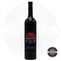 Червено вино Trastena Малина и Мерло 750ml 11.5%