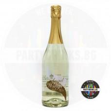 Шампанско Angel Wings Gold Edition 750ml 6.5%