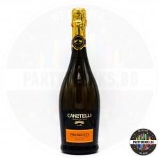 Шампанско Canetelli Prosecco Extra Dry 750ml 11%