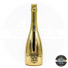 Шампанско Lamborghini Gold Extra Dry 750ml 11%