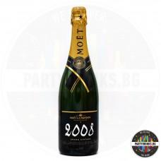 Шампанско Moet & Chandon Grand Vintage 2008 750ml
