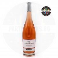 Вино Розе Longchamps 2019 750ml 12%