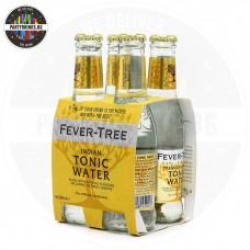 Безалкохолна напитка Тоник Fever-Tree Premium Indian 4 броя x 200ml