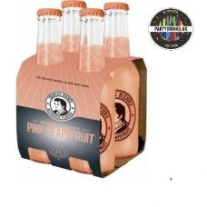 Безалкохолна напитка Thomas Henry Pink Grapefruit 4 броя х 200ml