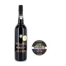 Porto Reccua 10 Anos 750ml