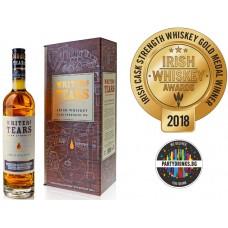 Ирландско уиски Writers Tears Cask Strength 2018 53% + ПОДАРЪК Книга с 3 малки бутилчици х 50ml 40%