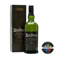 Ardbeg 10 years old 1l 46%