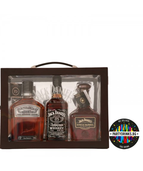 Jack Daniel's Family /Jack Daniel's Gentleman Jack 700ml, Jack Daniel's Single Barrel 700ml, Jack Daniel's 700ml/
