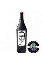 6 бутилки червено вино Dominant Red 750ml 14%