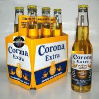 Бира Corona Extra 355 мл. - 6 броя