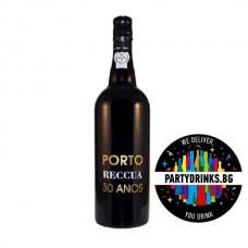 PORTO RECCUA 30 YEARS OLD TAWNY PORT 750ml 19%